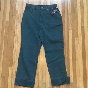 Denim - Zeroplus London Cuffed Jeans